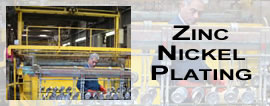 Metal Colours Ltd - Zinc-Nickel Plating